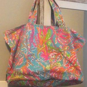 Lilly Pulitzer Cloth bag